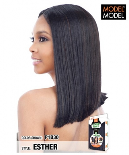 "Model Model 5"" Lace Part Wig - ESTHER"