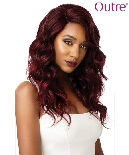 Outre Synthetic Lace Front Wig - AMIYAH