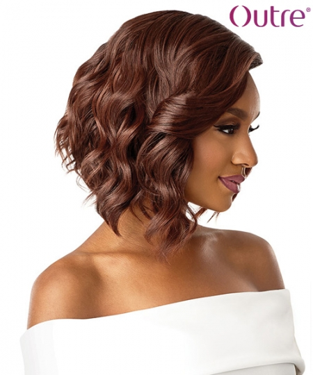Outre 5 inch Deep Parting Synthetic Lace Front Wig - TINASHE