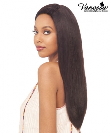 Vanessa 100% Brazilian Unprocessed Human Hair 13 x 5 Hand Tied Ear-to-Ear Lace Front Wig - TH35  ENNIE