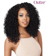 Outre Synthetic Lace Front Wig - BLANCA