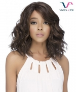 Vivica Fox Synthetic Invisible Side Part Lace Front Wig - BRIELLE