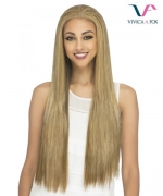 Vivica Fox Synthetic Deep Swiss Lace Lace Front Wig - JULIE