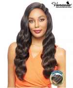 Vanessa Human Hair Blend Triple J Part Lace Front Wig - TJ3 TIVO