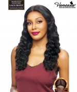 Vanessa 100% Brazilian Human Hair Swissilk  Lace Front Wig - TMH ESEE