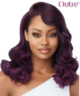 Outre Synthetic Half Wig Quick Weave - ANJOU