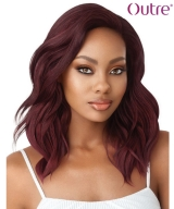 Outre Synthetic Half Wig Quick Weave - LUCIA