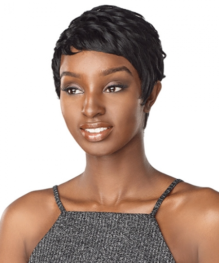 Sensationnel Synthetic Instant Fashion Wig - ANITA