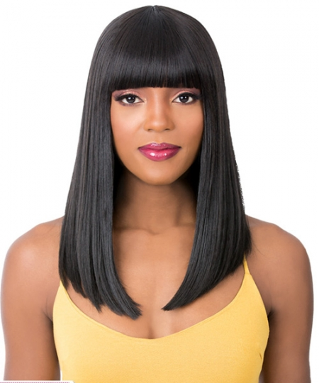 It's a wig Synthetic Quality 2020 Full Wig - Q ATLANTA