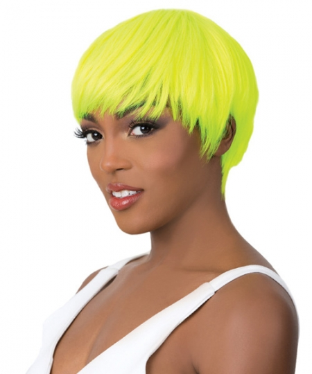 It's a wig Synthetic Quality 2020 Full Wig - Q KAY