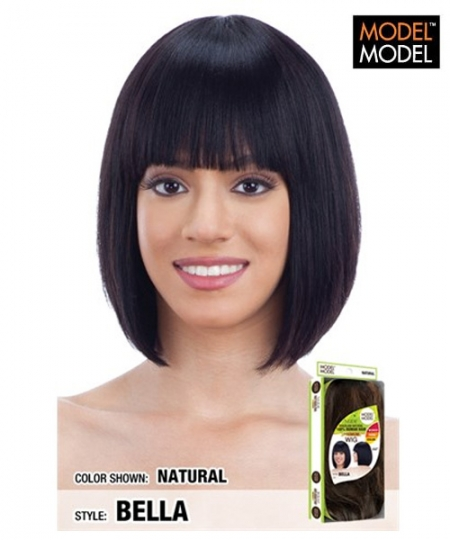 Model Model NUDE Human Hair PREMIUM WIG - BELLA