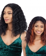 Fretress Equl Synthetic Lace Front Wig -  BABY HAIR 103