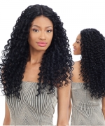 Fretress Equl Synthetic Freedom Lace Part Wig - 302