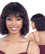 Shake N Go Naked Brazilian Natural Unprocessed Human Hair Full Wig - MELODY