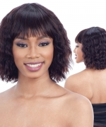 Shake N Go Naked Brazilian Natural Unprocessed Human Hair Full Wig -  TRINITY
