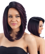 "Fretress Equal Synthetic 6"" Lace Part Wig - MADANI"