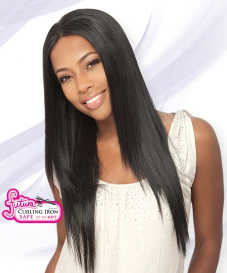 Fretress Equal Synthetic  Lace Front Wig -  AMERIE