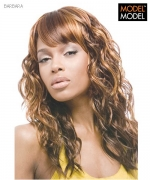 Model Model Half Wig - BARBARA FULL CAP Synthetic Half Wig