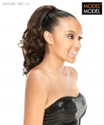 Model Model Hair Piece - ANYCURL YAKY 12