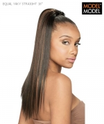 Model Model Ponytail - EQUAL YAKY STRAIGHT 18