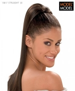 Model Model Ponytail - YAKY STRAIGHT 18