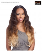 Model Model Weave Extention - BOLIVIAN BUNDLE WAVE 4PCS