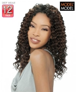 Model Model Weave Extention - DEEP WEAVE 12 POSE Synthetic Weave Extention