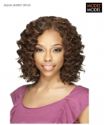 Model Model Weave Extention - GREEN FRESH 3PCS