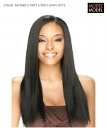Model Model Weave Extention - EQUAL INVISIBLE PART LONG LAYER 4PCS