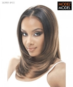 Model Model Weave Extention - JASPER 6PCS