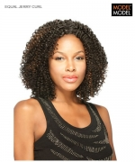Model Model Weave Extention - EQUAL JERRY CURL