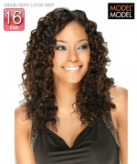 Model Model Weave Extention - INDIAN REMY LOOSE DEEP 16