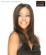 Model Model Weave Extention - INDIAN REMY LOOSE DEEP 4PCS