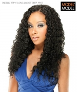 Model Model Weave Extention - INDIAN REMY LONG LOOSE DEEP 4PCS