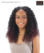 Model Model Weave Extention - MOROCCAN BUNDLE WAVE 16