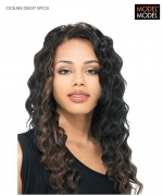 Model Model Weave Extention - OCEAN DEEP 5PCS