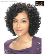 Model Model Weave Extention - RED OPRAH CROWN 3PCS POSE Human Weave Extention