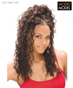 Model Model Weave Extention - SOFT DEEP CURL