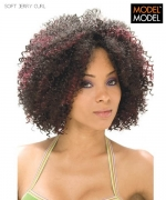 Model Model Weave Extention - SOFT JERRY CURL