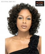 Model Model Weave Extention - EGO-SPIRAL DEEP 3PCS