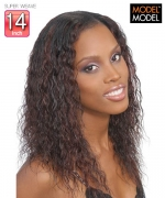 Model Model Weave Extention - SUPER WEAVE 14 DREAM WEAVER Human Weave Extention