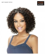 Model Model Weave Extention - SKY SASSY 3PCS