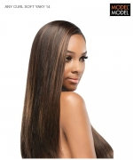 Model Model Weave Extention - ANY CURL SOFT YAKY 14
