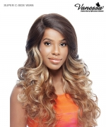 Vanessa Lace Front Wig TOP C-SIDE WIAN - Synthetic  Lace Front Wig