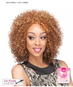 It's a wig Synthetic Full Wig - FANNY