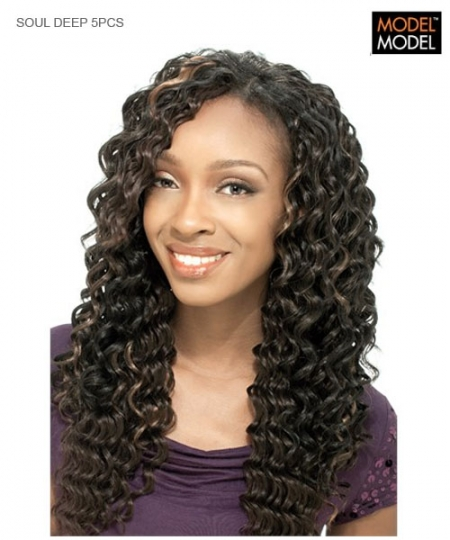 Model Model Weave Extention - SOUL DEEP 5PCS