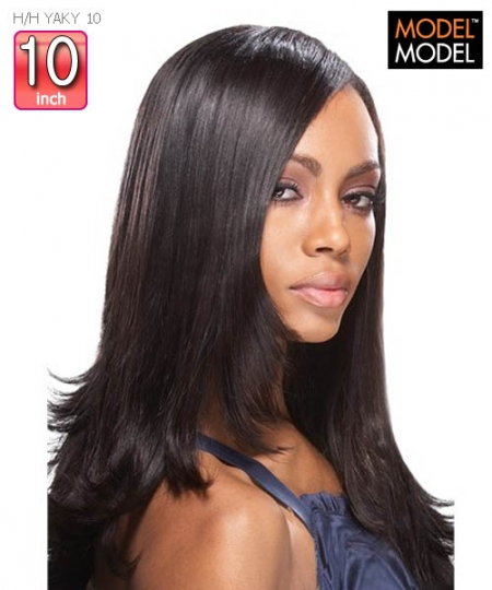 Model Model Weave Extention - 100% H/H YAKY 10 POSE Human Weave Extention